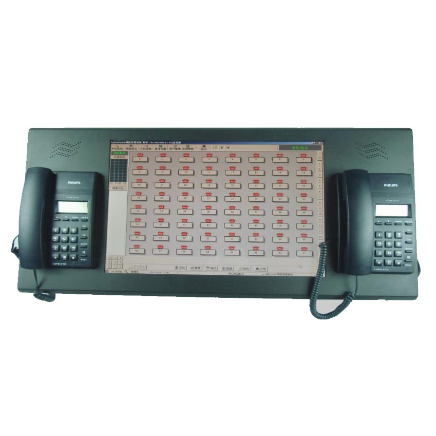 WS848系列 触摸屏调度台